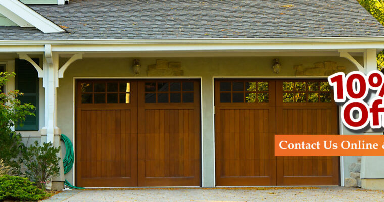 Several reasons that need a professional garage door repair and replacement service