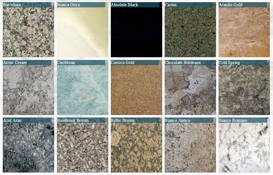 Top 3 Granite Countertop Colors For Your Kitchen