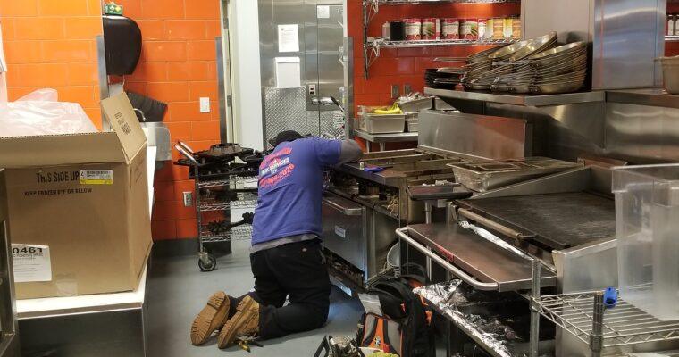 Why Do You Schedule Commercial Kitchen Appliance Repair in Portland, Oregon?
