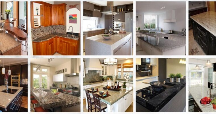 Top 3 Countertop Materials For Your Home