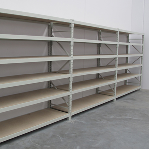 Why the long span shelving system is suitable for your retail & storage business
