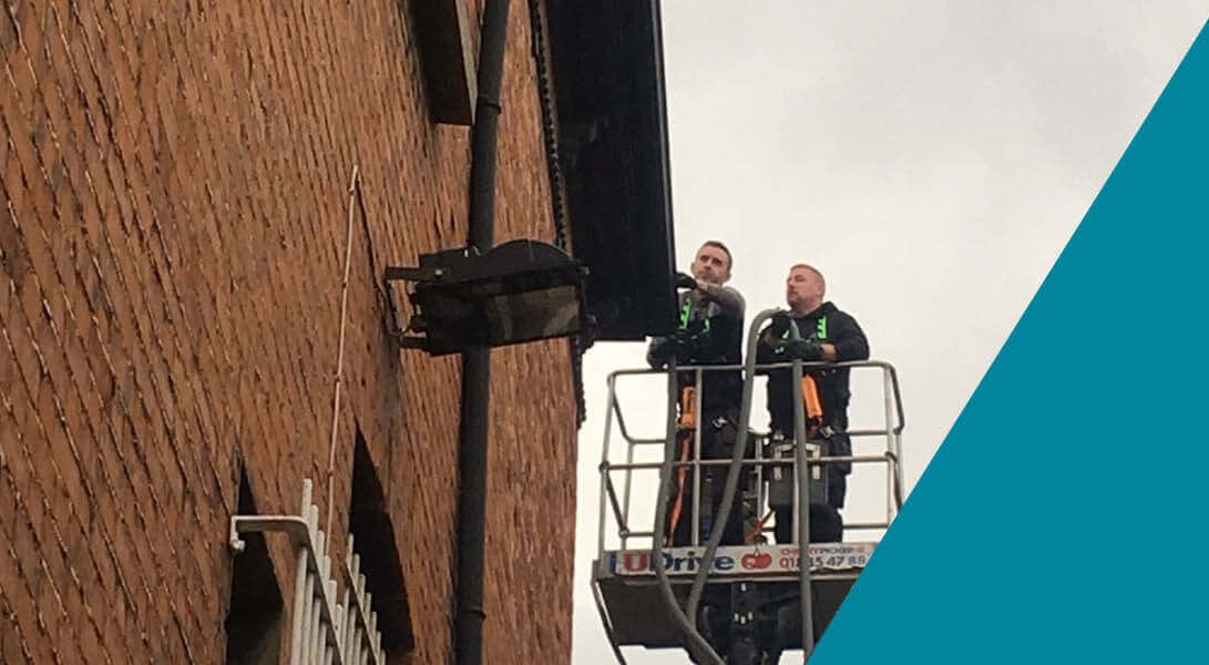 Proclean guarantees high quality commercial window cleaning for homes and offices across the country