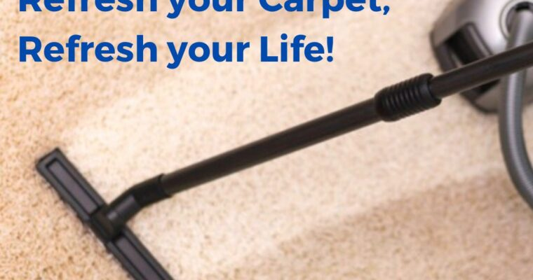 Is it Beneficial to Hire a Professional Carpet Cleaning Service